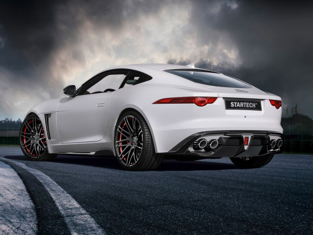 2015 Startech Jaguar F-Type Coupe