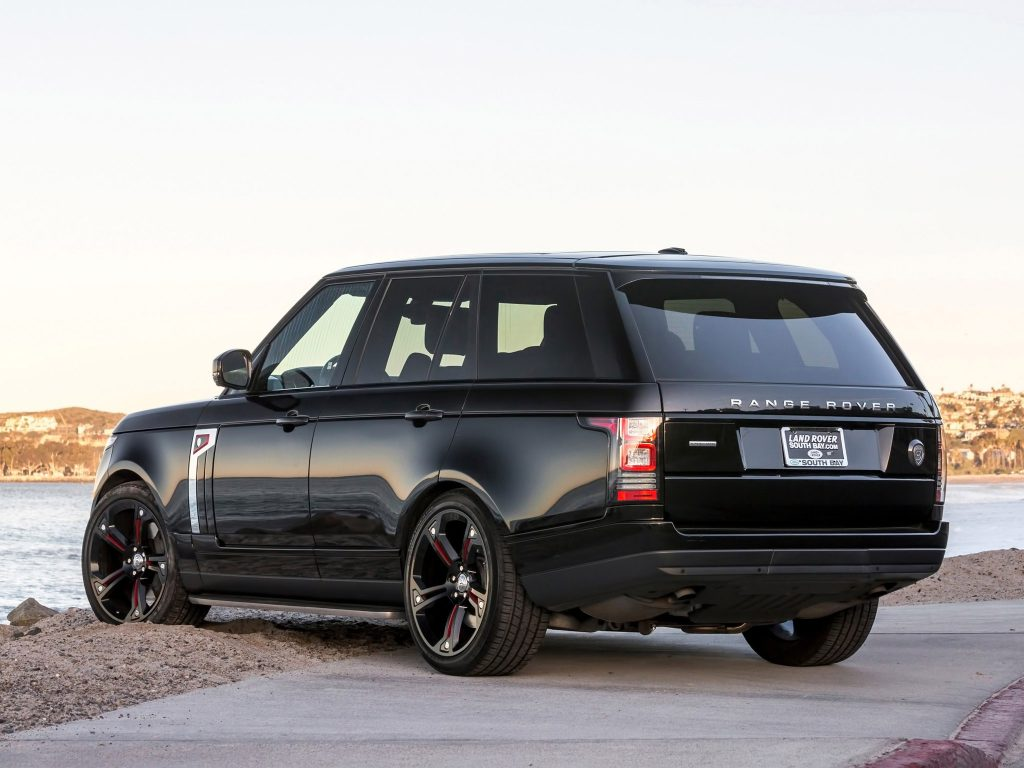 2015 Strut Land Rover Range Rover