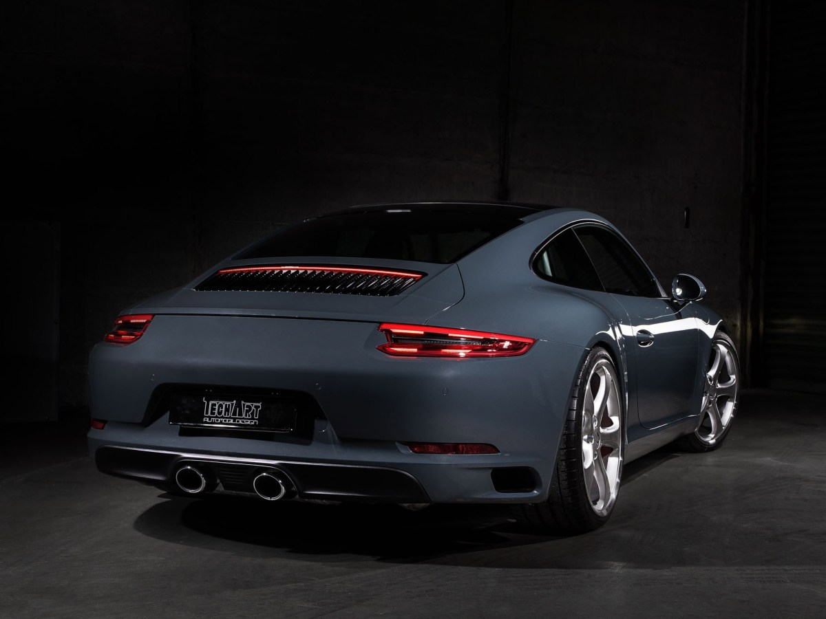 2016 Techart Porsche 911 Carrera Coupe 991