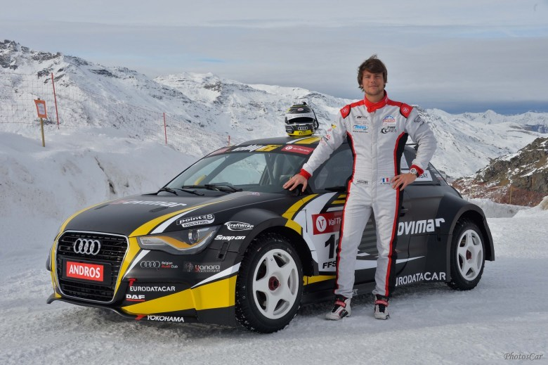 2017 Trophee Andros - Val-Thorens