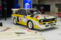2017 Retromobile - Audi Quattro S1 Groupe B