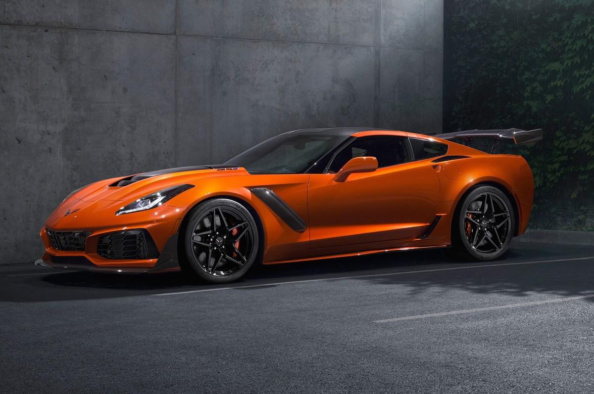 Chevrolet Corvette ZR1 2019 : la Corvette la plus rapide de l'histoire.