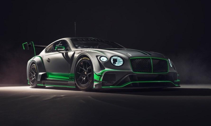 Bentley Continental GT3 Racecar 2018 – Une GT3 homologué par la FIA
