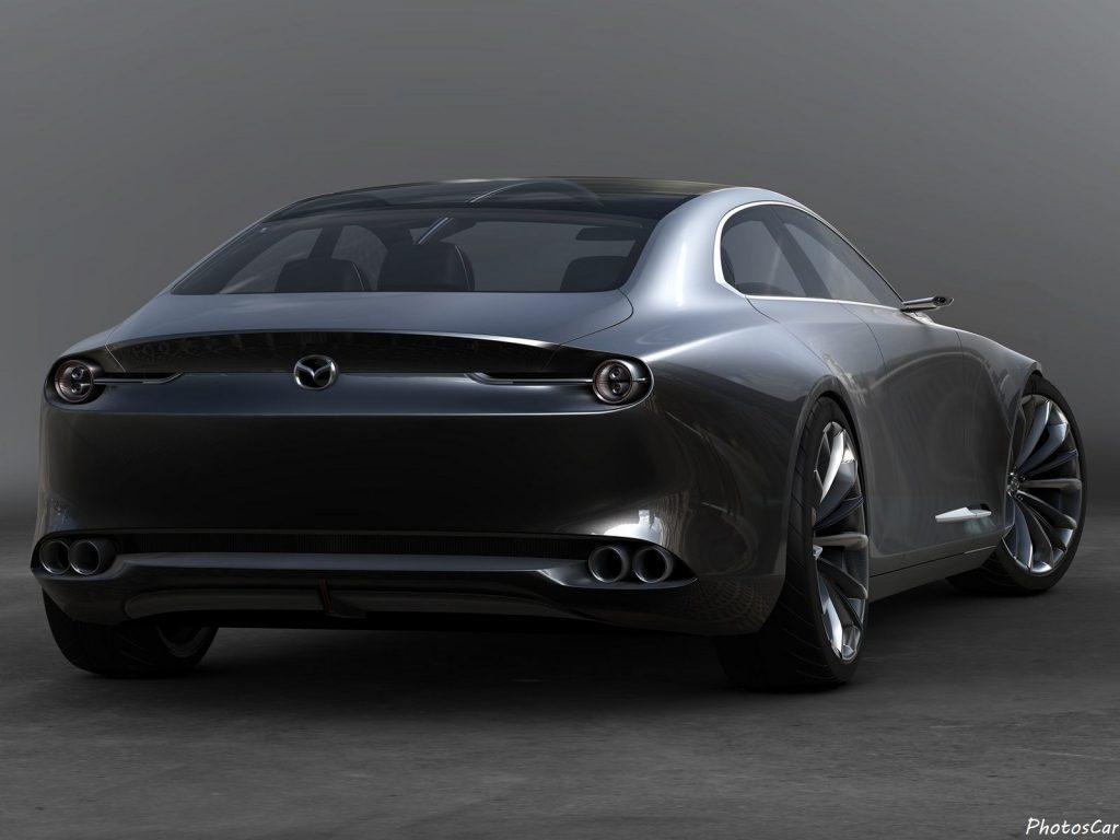 Mazda Vision Coupé Concept 2017