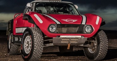 Mini JCW Buggy 2018