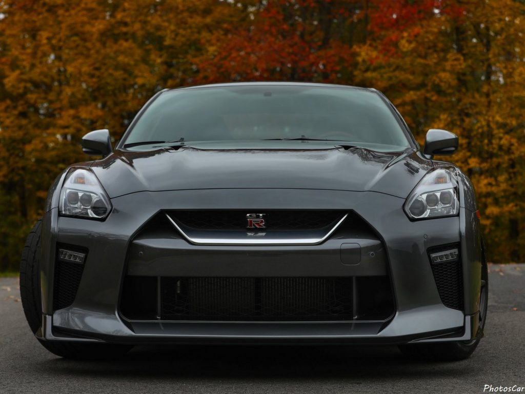 Nissan GT-R US Version 2018