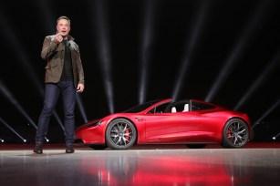 Tesla Roadster 2020 [02]