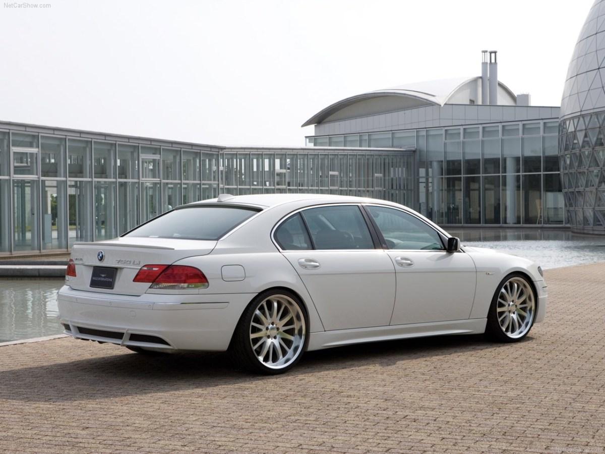 2005 Wald Bmw Series 7