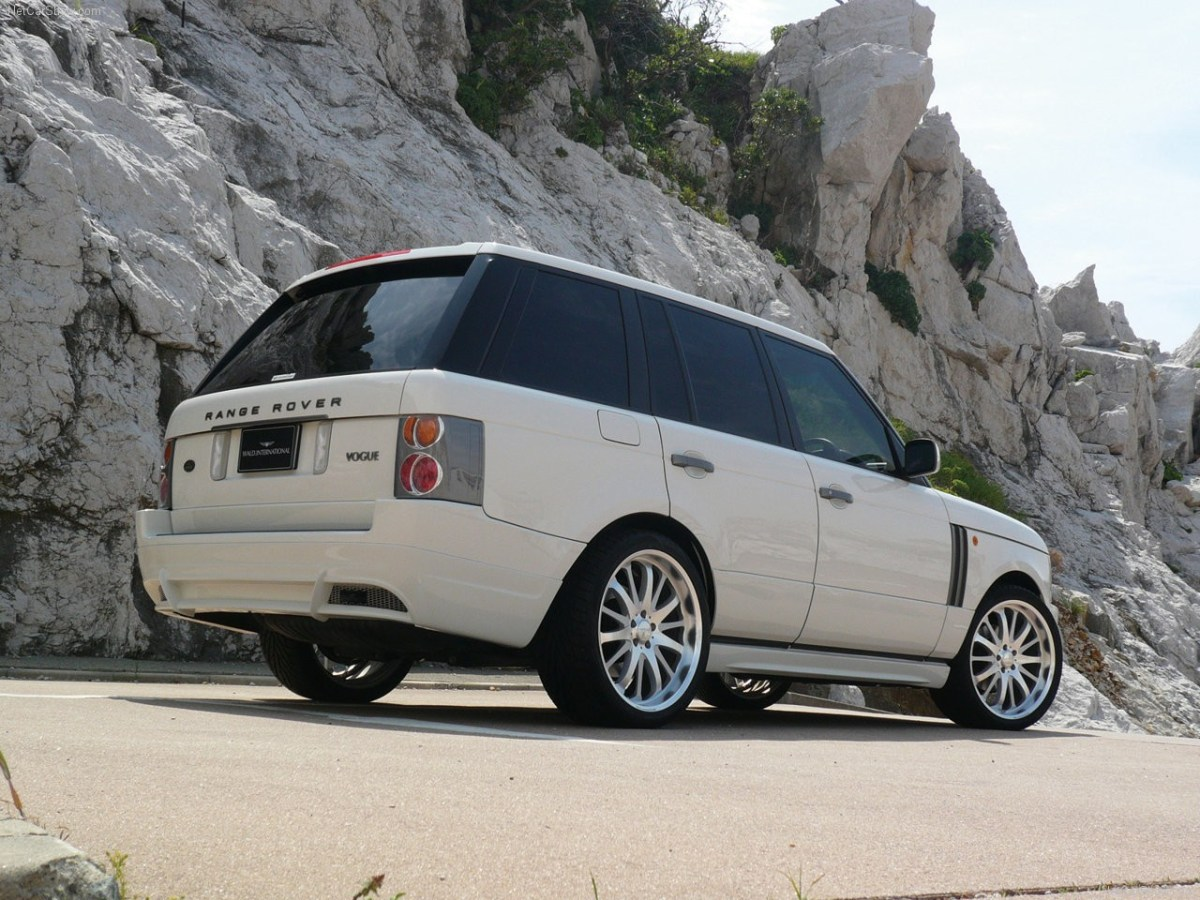 2006 Wald Land Rover Range Rover