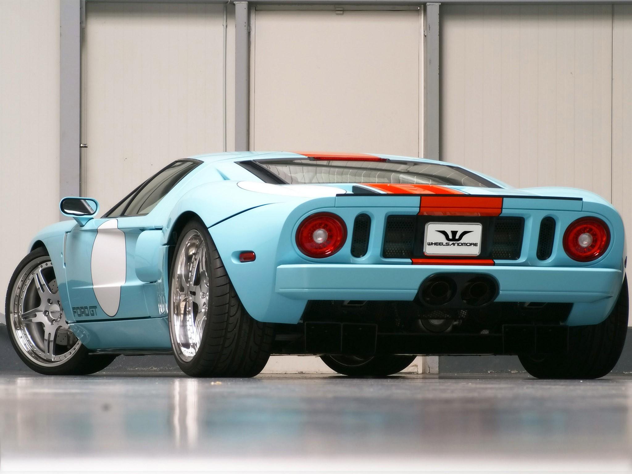 2009 Wheelsandmore Ford GT