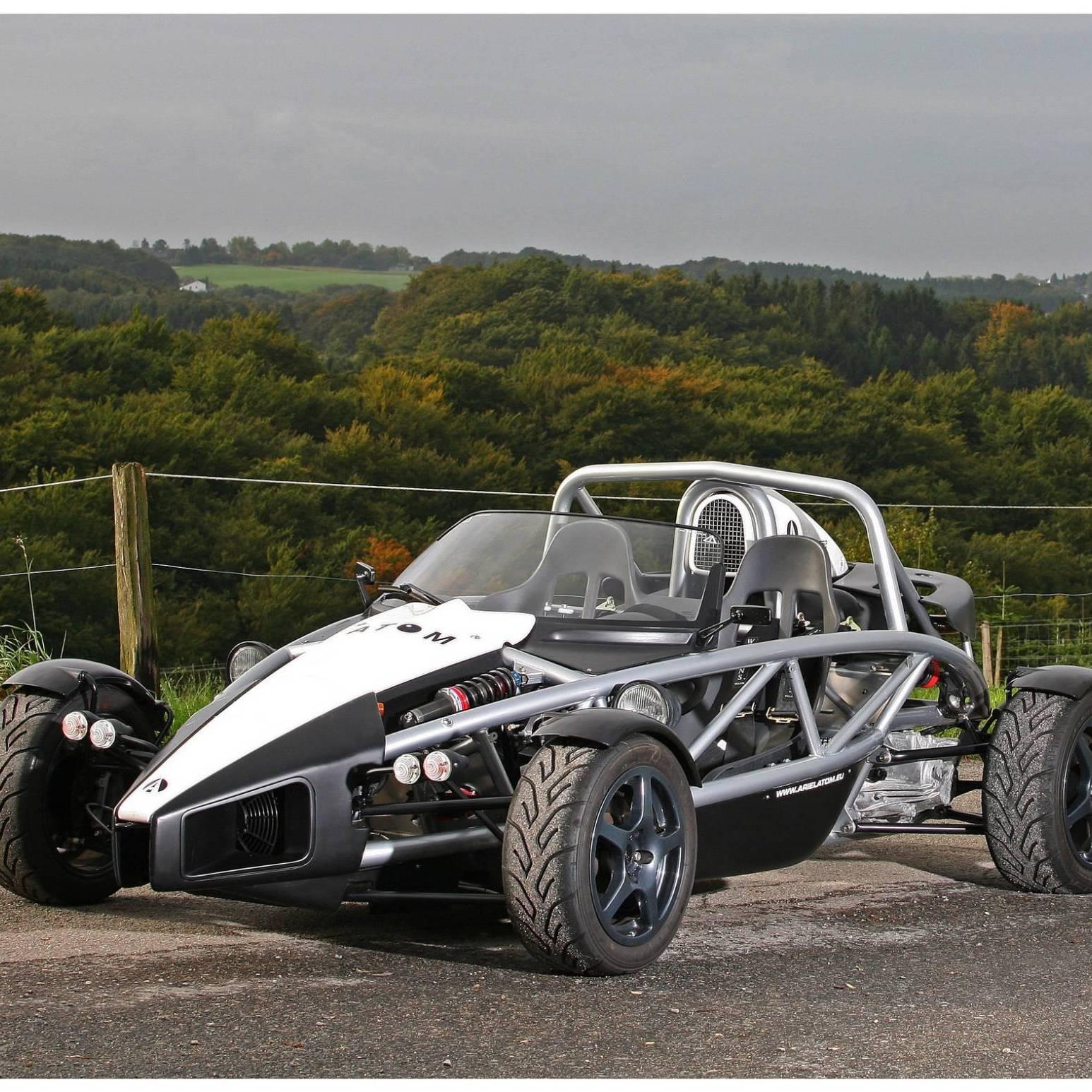 2010 Wimmer-RS - Ariel Atom 3
