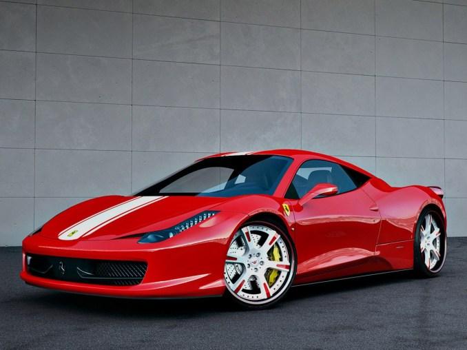 2011 Wheelsandmore Ferrari 458 Italia