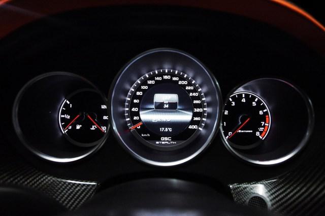 2012 GSC - Mercedes Benz CLS63 AMG