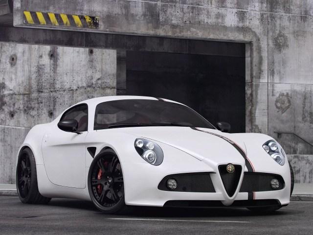 Alfa Romeo 8c Competizione 2012 - Wheelsandmore