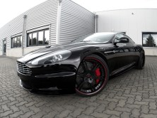 2012 Wheelsandmore Aston Martin DBS Carbon Edition