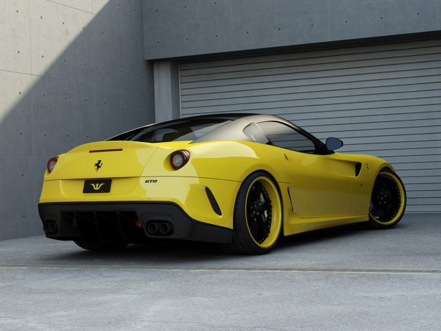 2012 Wheelsandmore Ferrar 599 GTO