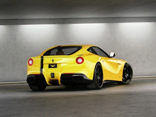 2012 Wheelsandmore Ferrari F12 Berlinetta