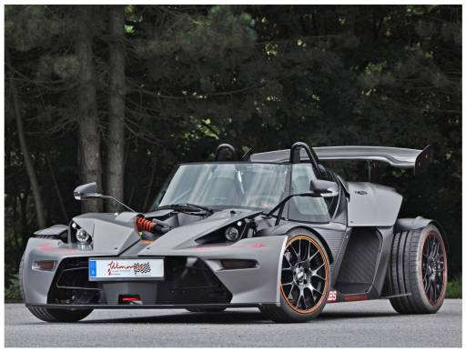 2014 Wimmer-RS - Ktm X-Bow RST Armada Inferno