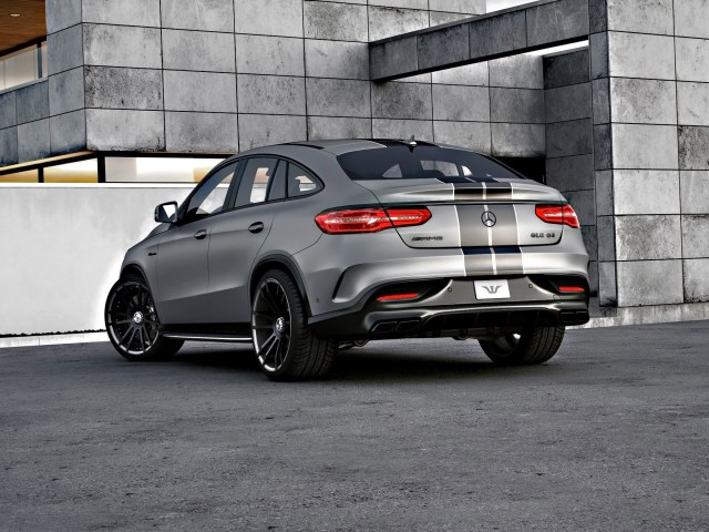 2015 Wheelsandmore Mercedes GLE 63 AMG