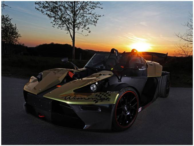 2015 Wimmer-RS - Ktm X-Bow Gold Edition