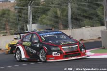 2015 Wtcc - Marrakech - Tom Chilton - Chevrolet Cruze