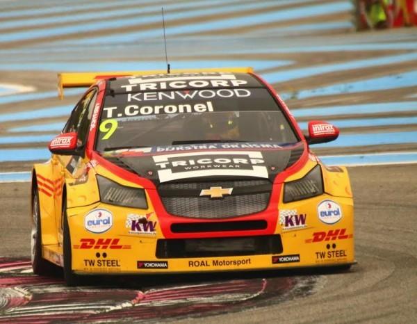 2016 Wtcc - Paul-Ricard - Chevrolet Cruze - Tom Coronel