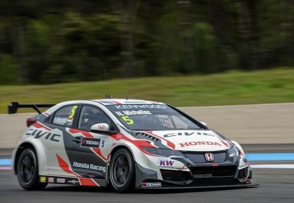 2016 Wtcc - Paul-Ricard - Honda - MICHELISZ