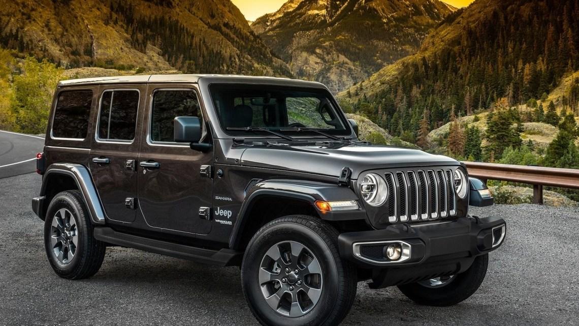 Jeep Wrangler Unlimited 2018 – Le premier hybride de la marque