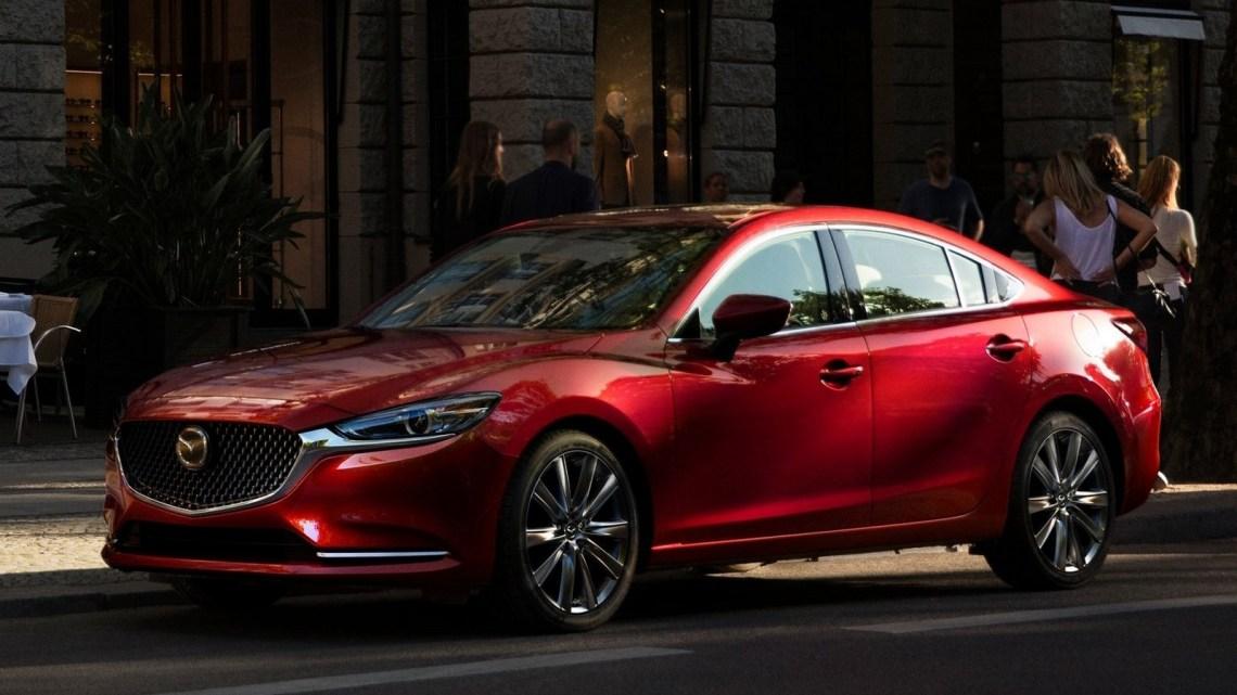 Mazda 6 2018 – Un moteur turbo de 250 ch et un intérieur plus raffiné.