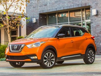 Nissan Kicks Version US 2018
