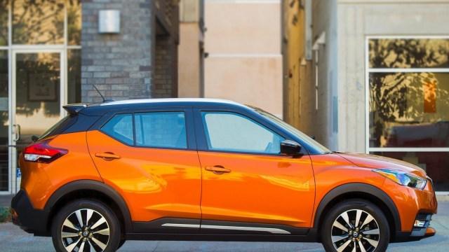 Nissan Kicks Version US 2018