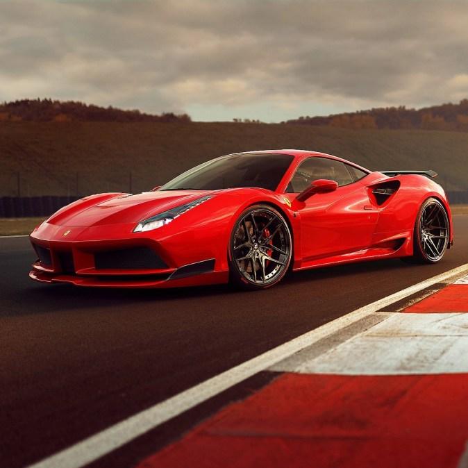 Novitec Rosso Ferrari 488 GTB N-Largo 2017: Aspect