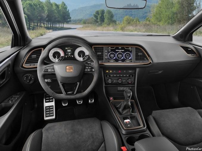 Seat Leon Cupra R 2018