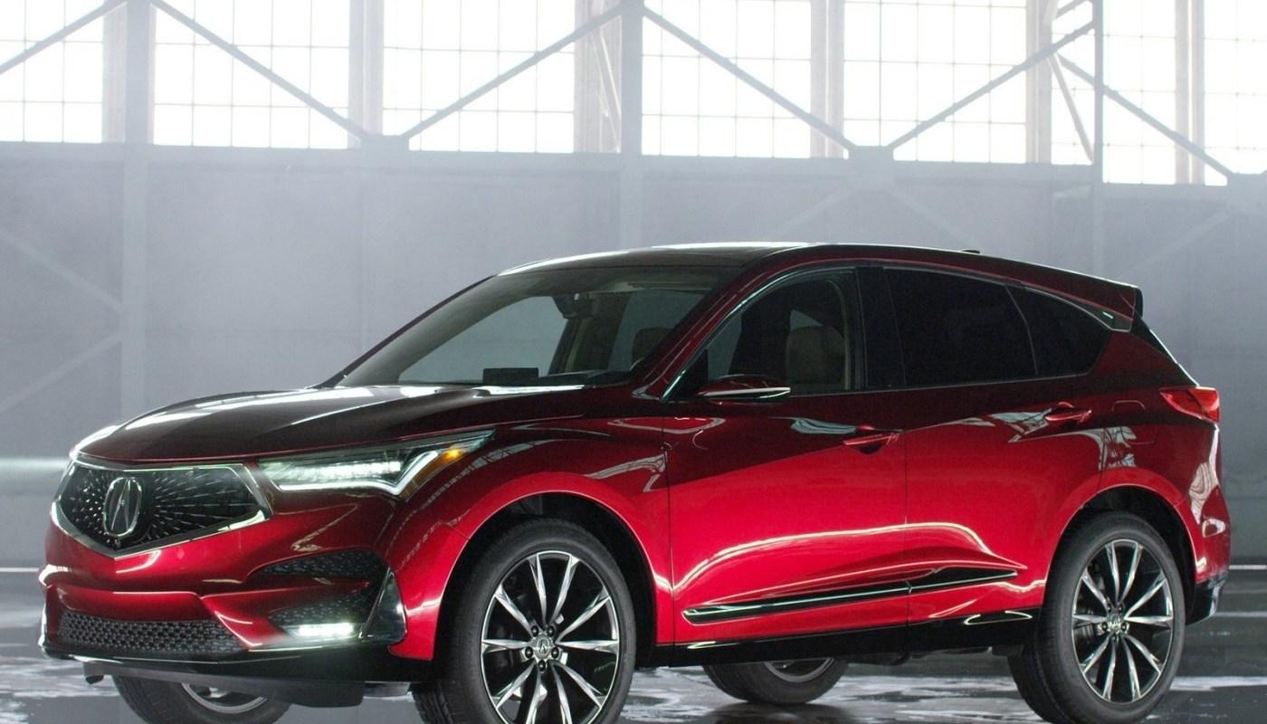 Acura RDX Concept 2018