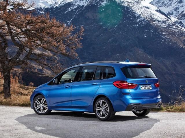 BMW Série 2 Gran Tourer 2019