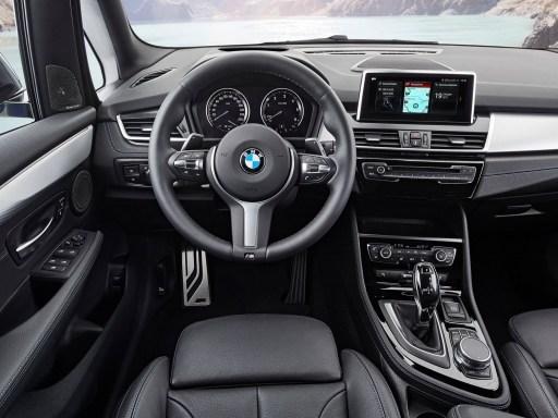 BMW Série 2 Gran Tourer 2019 interieur