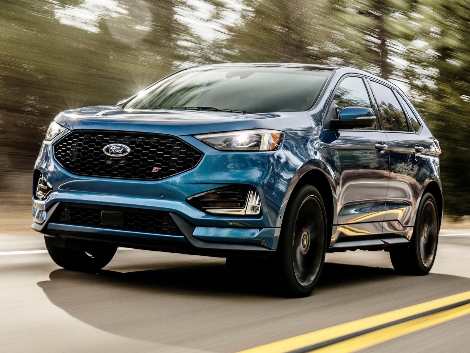 Ford Edge ST 2019