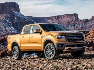 Ford Ranger US Version 2019 - 02