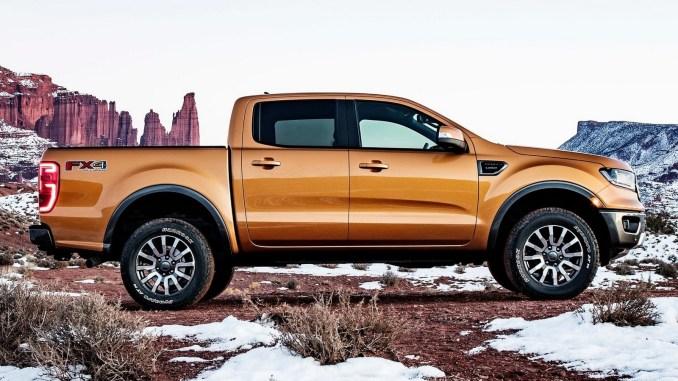 Ford Ranger US Version 2019 - 03