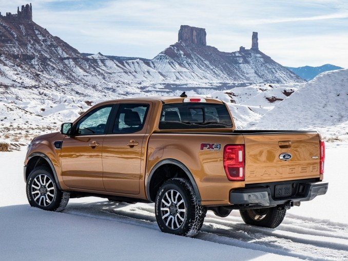 Ford Ranger US Version 2019