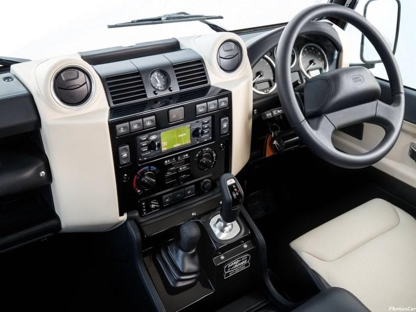 Land Rover Defender Works V8 2018