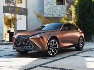 Lexus LF-1 Limitless Concept 2018 - 01