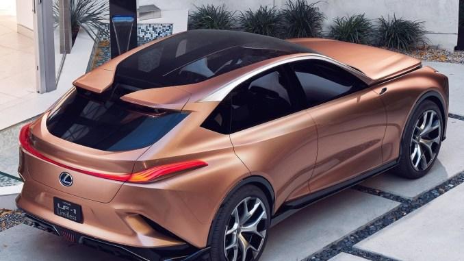 Lexus LF-1 Limitless Concept 2018 - 03