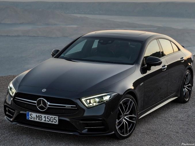 Mercedes AMG CLS 53 2019 - 03
