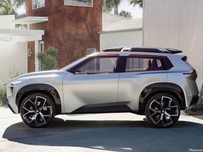 Nissan Xmotion Concept 2018 - 04