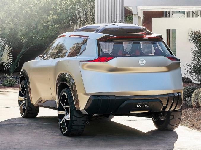 Nissan Xmotion Concept 2018 - 05