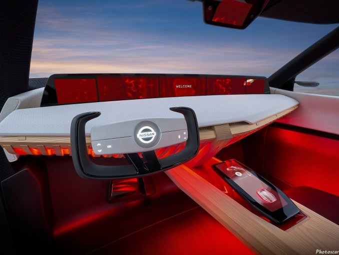 Nissan Xmotion Concept 2018 - 08