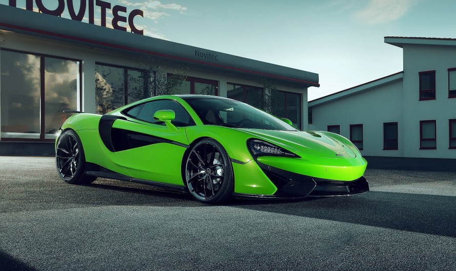 Novitec – McLaren 570GT 2017: Plus bestial que Hulk avec 646 ch
