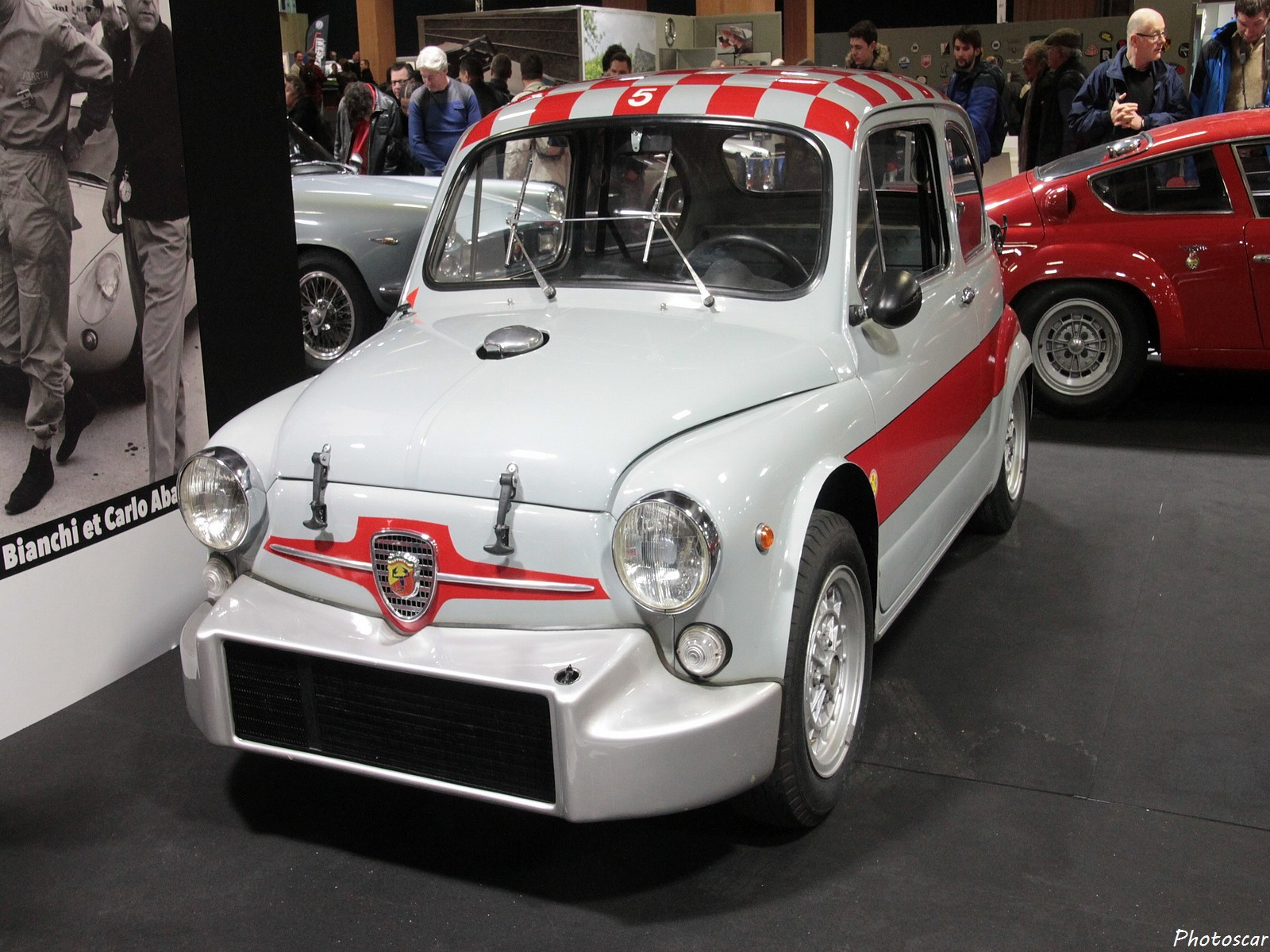 Abarth 1000 TCR Radiale GR5 1970