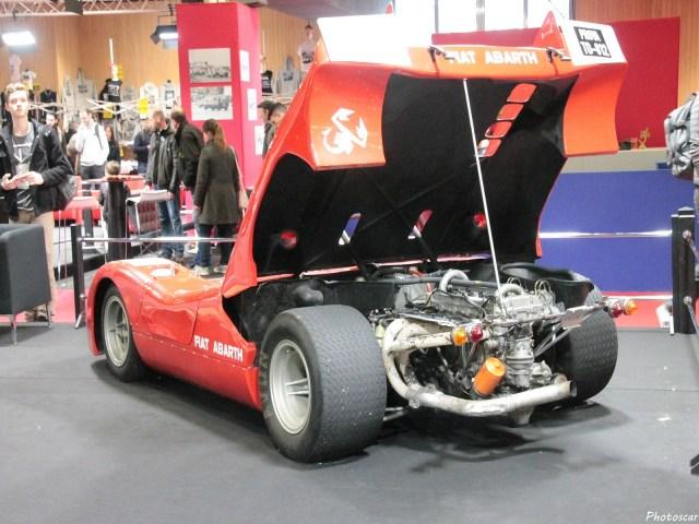 Abarth 2000 Sport Spider Prototype 1969 - 02